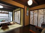 Beautifully Restored Machiya in Heart of Kyoto!