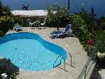 Sea View Villa with Swimming Pool in Positano