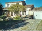 VILLA, 5 MINUTES CENTER, ALPILLES VIEW, GARDEN