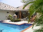 2 Bedroom private pool villa, Fully airconditioned