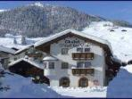 Ski superior condo, center of Livigno, Italy
