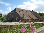 Gouda,middle of Holland  farmhouse for 15 persons