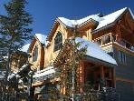 Selkirk Town Home on Kicking Horse Mountain Resort
