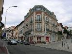 Downtown Biarritz 2 Bedroom Apt Close to Beach