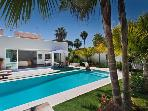 Stunning Marbella Golden Mile Contemporary Villa