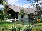 """ Bali Villa Asmara"" is set on the beach of Lovina"