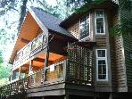 3 bdrm plus den Bowen Island accommodation