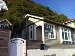 Island Bay Cottage, seafront accommodation.