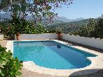 Secluded Cortijo with Private Pool and WOW views!