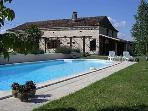 Gite and Bed and Breakfast near Bergerac