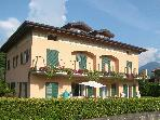 Villa dei Fiori - Luxury apt, Lake view and garden