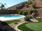 Ahwatukee - 3100 sf - Heated pool - Putting Green