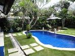 Beautiful Balinese villa with all modern fittings