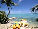 Luxury Villa in Guadeloupe waterfront & golf , 5*