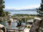 A Lakeview Heights B&B: winery tour route luxury!