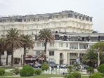 Sea View Lux Apt Located Next to 5* Hotel Palacio