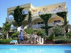 3 & 5 BEDROOM Holiday Apartments with pool 2-24 P.
