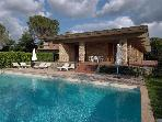 Villa Falchi, Tuscan tranquility, stunning views