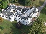 Achnagairn: 24 bed Mansion in glorious Highlands