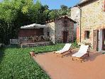 4 Bedroom Stone House Fivizzano, Tuscany