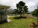 Beau Vallon Nouvel Valle Panoramic Villa Garden