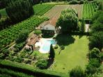 Superb 18C Mas, 6 BR, Pool, St Remy  July/August