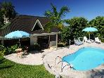 Villa Bougainvillier - Families or groups cottage!