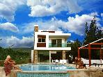 Premium villa; Pool, Sandy Beach & Mountain View