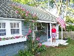 Rose Covered Sconset Cottage