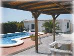 One bed accomodation in quiet location S.W. Spain