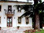 B&B Villa dei Pini close to Verona and Garda Lake