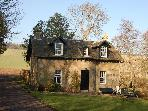 Traditional Country Cottage nr St Andrews, Fife.