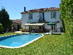 Villa with private pool near Porto and the beach