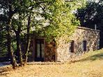 The Coach-House, farm holidays in Tuscany 4 beds