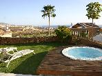 2 bedroom Villa with private jacuzzi Tenerife
