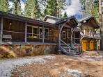 Tahoe City Home-Pet-Friendly-Close to bike trails.