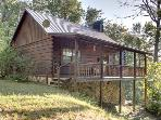 A BEAR PAUSE- 3BR/2BA CABIN, SLEEPS 11, SECLUDED, HOT TUB, POOL TABLE, WiFi, $125- $150 A NIGHT!