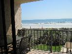 Quiet Top Flr Condo w/Ocean Views & Private Pool