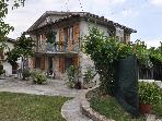 Stone farmhouse in Emilia foodcapital of Italy