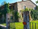 Villa in Tuscany with Indoor/outdoor Heated Pool , Sleeps 10