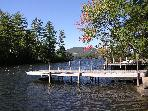 Pet-Friendly, 4-Season, NH Lakefront Vacation Home