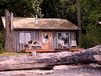 Beach Haven, Three Bedroom Log Cabin