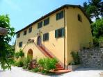 Villa Aquilea (antique villa &amp; pool) Lucca Tuscany