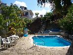 Fully Staffed Villa overlooking Cofresi Beach, DR