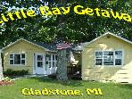 """Little Bay Getaway""  Cottage on Little Bay de Noc"