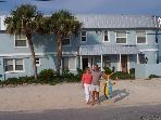 Oceanfront 2/2 Groundfloor Beach Bargain