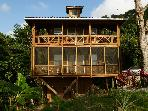 Treehouse - Roatan, Honduras. Spectacular Views!