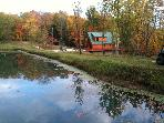 Hocking Hills Retreat on 85 Private Wooded Acres