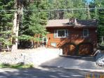 Beautiful Sierra Mountains Lake Tahoe Home
