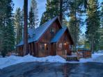 Comfortable and Cozy Cabin From